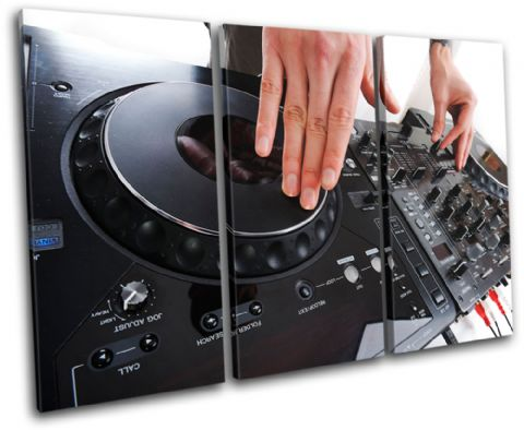 Decks Turntables DJ Club - 13-1043(00B)-TR32-LO